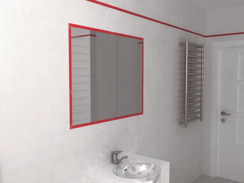 łazienka 3ds max